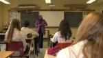 Classroom (file footage)