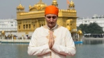 Prime Minister Justin Trudeau visits the Golden Temple in Amritsar, India on Wednesday, Feb. 21, 2018. THE CANADIAN PRESS/Sean Kilpatrick