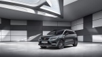 The Cupra Ateca is shown in this handout photo,