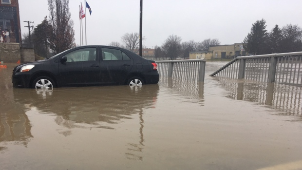 State of emergency declared in Chatham-Kent due to flooding