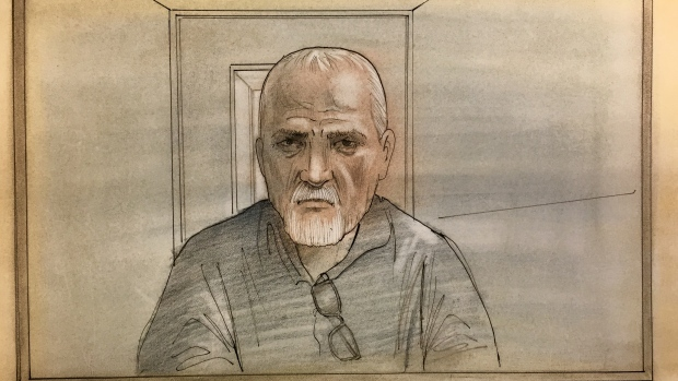 BRUCE MCARTHUR: Accused serial killer now charged with seventh murder