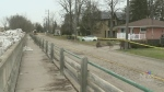 From CTV Kitchener's Daryl Morris: Water levels ar
