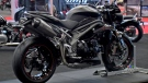 The Montreal motorcycle show takes place at Palais