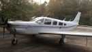 The family posted an image of the missing aircraft on their Facebook page. (Facebook: Kaupp Family Farms)