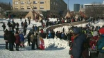 Walk for Tina Fontaine