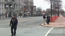 LIVE As It Happens White House Lockdown