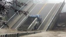 CTV London: Bridge over troubled water