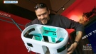Saskatoon group finishes 3D-printed camper