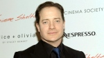 "In this Jan. 22, 2014 file photo, actor Brendan Fraser attends a special screening of ""Gimme Shelter"" in New York. (Photo by Evan Agostini/Invision/AP, File)"