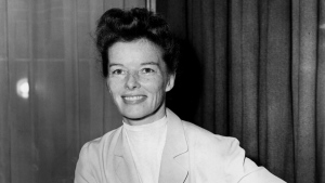 Katharine Hepburn is the Oscars' most decorated actress with four awards. (© INTERCONTINENTALE / AFP)