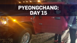 Pyeongchang Day 15