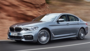 'Niche motor variants of an already discontinued generation of the 5-series and 7-series built between 2012 and 2017' were affected, BMW said. (© BMW)