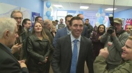 Patrick Brown helps kick off campaign in Windsor