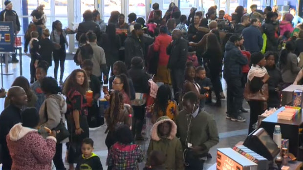 Calgarians Inspired By Black Panther Movie Take Part In