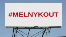 #MelnykOut campaign gains traction