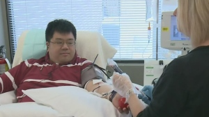 Urgent need for blood donors before March break