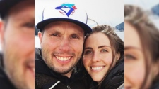 Police found David and Maja Duncan in the back seat of an allegedly stolen hummer.