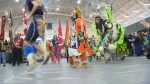 Eighth Annual Conestoga College pow wow