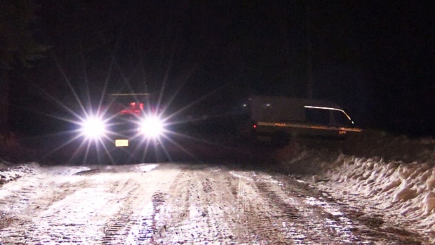 OPP find four dead near Burk's Falls