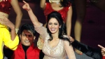 This July 6, 2013 file photo shows Bollywood actors Sridevi performs during the International Indian Film Academy (IIFA) awards in Macau. (AP Photo/Kin Cheung, File)