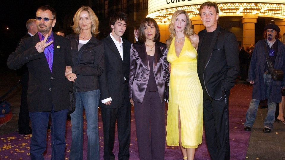 McCartney, family remember George Harrison on 75th ...
