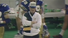 Bombers mourn loss of former coach
