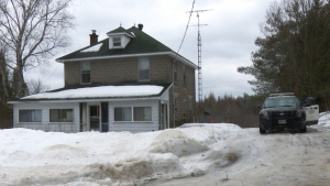 Police deem deaths in rural Ont. as triple murder-