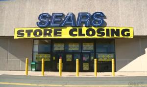 Sears Store Closing
