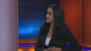 Professor Nadia Bhuiyan of Concordia University researched cancer patient waiting times and how they could be reduced