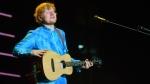 British singer-songwriter Ed Sheeran is seen in this undated file photo. (STR/AFP)