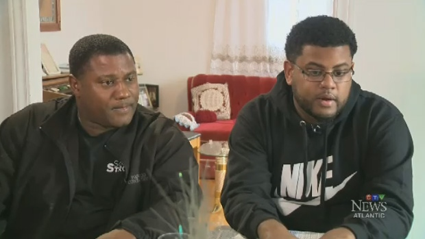 Neville Provo and his son Corvell Beals of the North Preston Land Recovery Initiative claim there are too many land title claims in Nova Scotia that aren't going anywhere.