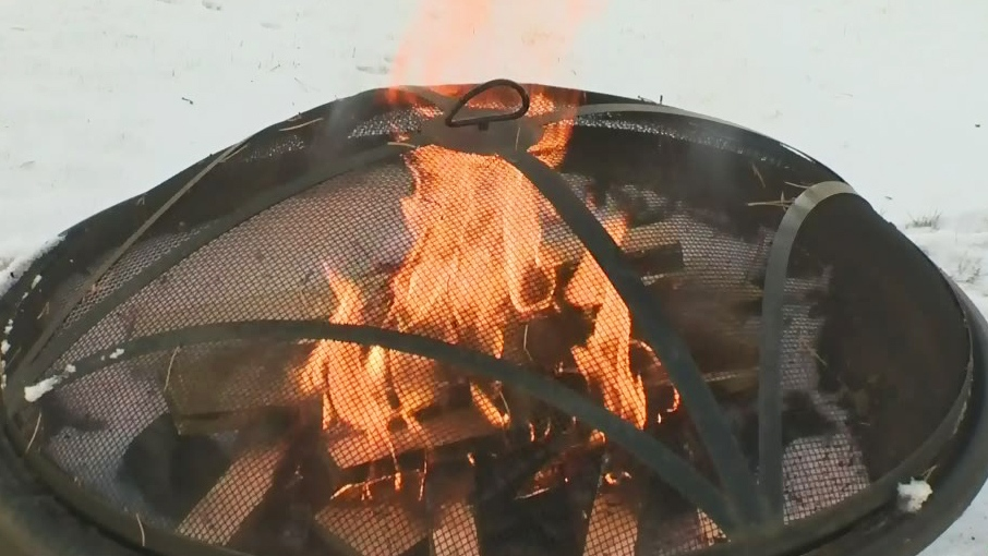 Outdoor Fire Ban Being Lifted