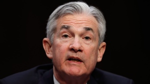 Jerome Powell, U.S. President Donald Trump's nominee for chairman of the Federal Reserve, testifies during a Senate Banking, Housing, and Urban Affairs Committee confirmation hearing on Capitol Hill in Washington, Tuesday, Nov. 28, 2017. (AP Photo/Carolyn Kaster)