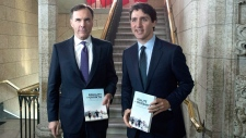 Morneau Trudeau federal budget