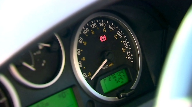 Range Rover's odometer jumped 180,000km after repair, owner
