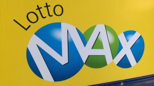 The winning Lotto Max ticket for the $70-million draw was purchased in Brampton, Ont.  (Chris Kitching/CP24)