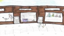 Annabelle Crépeau, Grade 4, Ste-Marguerite Bourgeoys School, Kemptville