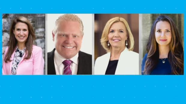 Ontario PC leadership hopeful Christine Elliott finds support during Windsor-Essex visit