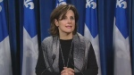 Quebec Justice Minister Stephanie Vallee