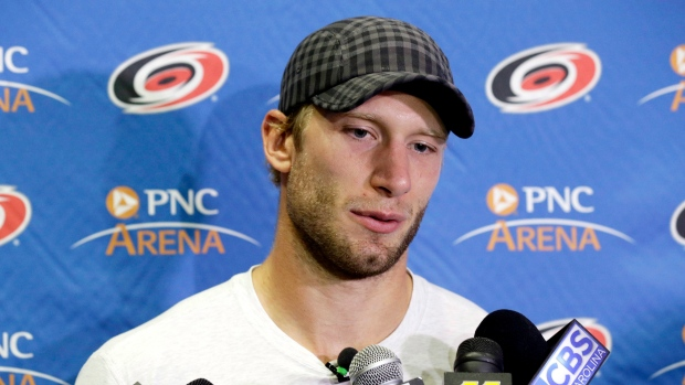 41c9b29ae Staal  terminal birth defect led to infant daughter s death. Carolina  Hurricanes  Jordan Staal