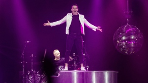 "Canadian pop-rock band Hedley says it will be taking an ""indefinite hiatus"" after its country-wide tour at the end of March. THE CANADIAN PRESS/Darren Calabrese"