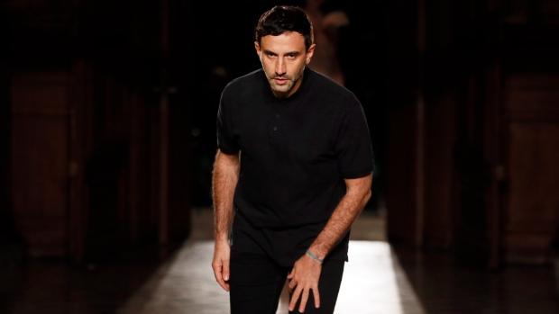 Italian designer Riccardo Tisci