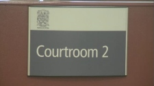 A courtroom is seen at Halifax provincial court in this undated file photo.