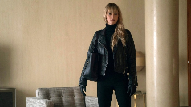 'Red Sparrow' with Jennifer Lawrence never takes off