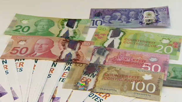 Experts say that while counterfeit cash is still very much a problem for police, other methods of fraud are also on the rise.