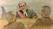 Superior Court Justice John McMahon