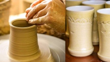 Canmore mud mugs