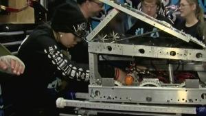 CTV Montreal: Robotics festivals
