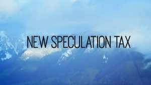 B.C. speculation tax