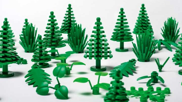 LEGO launching 'sustainable' plant-sourced bricks later this year